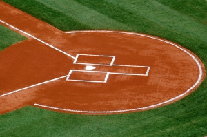Photo: Travel Baseball Diamond